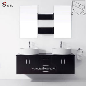 North American Bathroom Vanity Ceramic Wash Sink with Upc (SN140-1101) pictures & photos