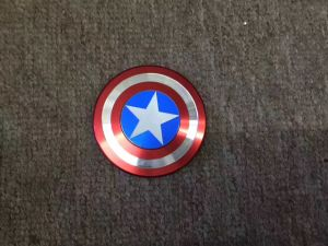 BMW/American Captain Metal Fidget Hand Finger Spinner Top Toy pictures & photos