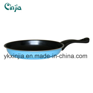 Kitchenware Carbon Steel Non-Stick Coating Frying Pan pictures & photos