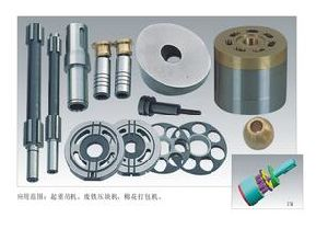 Zm Series Hydraulic Piston Pump Spare Parts pictures & photos