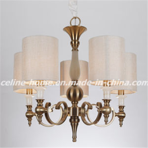 Traditional Iron Pendant Lamp Chadelier Light (SL2072-5)