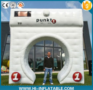 Printing Inflatable Advertising Arch Portable Event Entrance Arch for Promotion