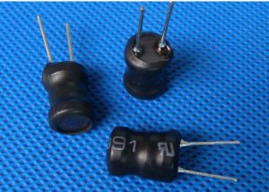 Radial Type Inductors for LED with RoHS Ferrite Core Inductor/Fixed Inductor/Power Inductor with RoHS