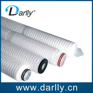 Micro Pleated PVDF Filter Cartridge pictures & photos