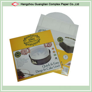 Custom Non-Stick Cake Tin Liners pictures & photos