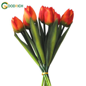 Silk Tulip Handmade Flower in Various Colours pictures & photos
