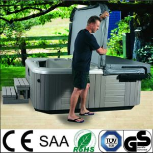 New Sexy Europe Style Square Whirlpool Outdoor SPA pictures & photos