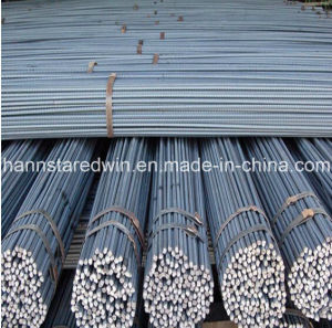 Supply Steel Rebar, Deformed Steel Bar, Iron Rods for Construction/Concrete/Building pictures & photos