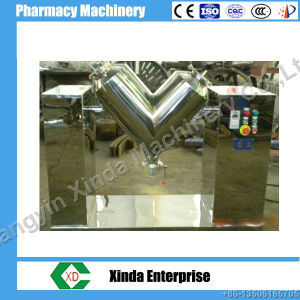 Xinda V Shaped Blender Mixing Machine for Food Powder pictures & photos