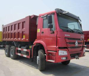 HOWO 6X4 371HP Euro 2 Emission 10-Wheel Sino Trucks pictures & photos