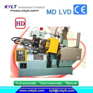 Air Operated Hot Chamber Zinc Injection Moulding Machine