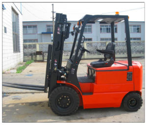 Electric Forklift Truck (CPD20) with CE pictures & photos