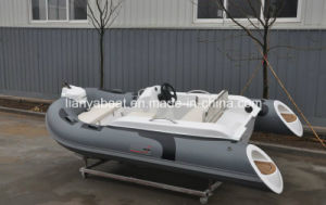 Liya 3.3m Console Boat Fiberglass Inflatable Rib Mini Yacht pictures & photos