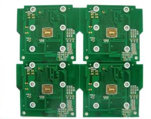 China Supplier of Multilayer DVR PCB Board with Lead-Free HASL