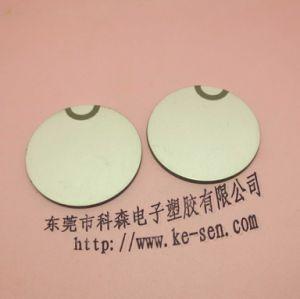 Ultrasonic Chip 50mm Coil Edge Dual Electrode Piezoelectric Ceramic Buzzer