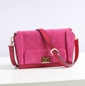 Crossbody Cow Nubuck Leather Designer Handbags Shoulder Bags