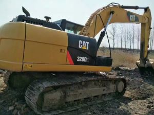 Used Excavator Caterpillar 320d2 pictures & photos