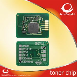 Laser Printer Toner Cartridge Chip for Oki Mc851/Mc861mfp