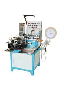 Ultransonic Multi-Function Label Cutting & Folding Machine Push Type (HY-338) pictures & photos