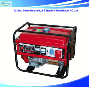 13HP Gasoline Generator High Quality 5kw Gasoline Generator pictures & photos