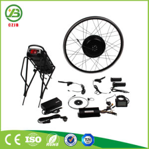 Czjb Professional Supplier 48V 1000W Electric Bike Conversion Kit with Battery pictures & photos