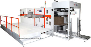 Automatic Die Cutting & Creasing Machine (TOPS-1700DS)
