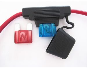 32V Large Size Auto Blade Fuse Car Boat Motorcycle Automotive Blade Fuses pictures & photos