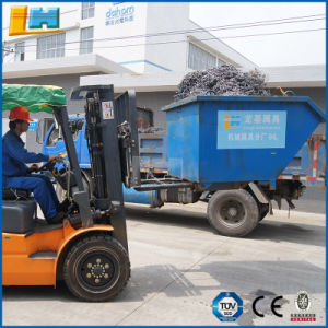 Wholesale Steel Tipping Bin Cart in Forklifts