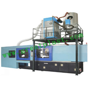 Bottle Preform Injection Molding Machine (TR-500 PET)