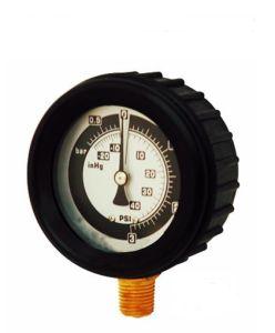 Vacuum Pressure Gauge (B-0094)