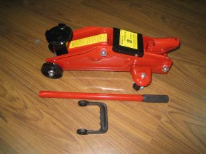 Trolley Jack 1ton (Small) (ZWFL4A/ZWFL4B) pictures & photos