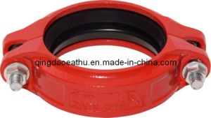 UL and FM Certificates Ductile Iron Coupling pictures & photos