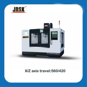 Ce Certificate Vmc 850 Vertical Machine Center with 4 Axis pictures & photos