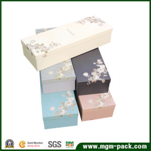 Wholesale Custom Cardboard Packing Gift Box pictures & photos