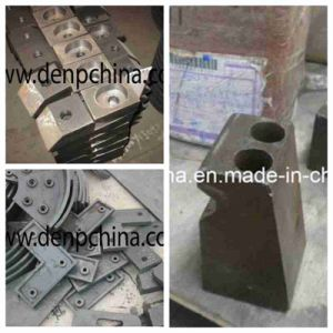 Impact Crusher Spare Parts/Crusher Liner Board/Lining Plate for Sale in Hot pictures & photos