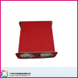 Colored Folding Corrugated Box (XC-3-003) pictures & photos