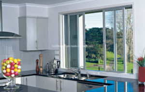 Thermal Break Aluminium Sliding Windows with High-End Craftsmanship pictures & photos
