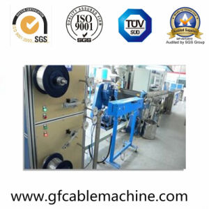 30 Tight Buffered Fiber Optical Cable Extruder Production Line pictures & photos