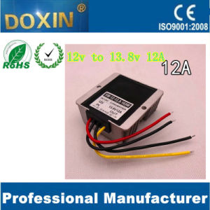Single Phase 12V to 13.8V 5~18A DC Converter pictures & photos