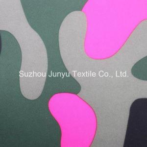 Hot Sale Polyester Jacquard Camouflage Fabrics for Luggage & Bag