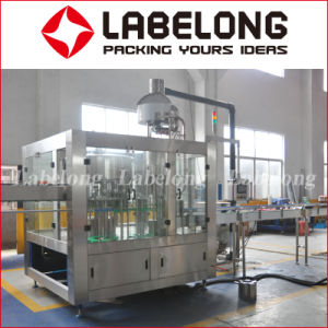 2000bph Automatic Rinser Filler Capper 3-in-1 Water Bottling Machine Factory pictures & photos