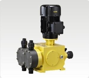 Hydraulic Diaphragm Metering/Dosing Pump (JYZ) pictures & photos
