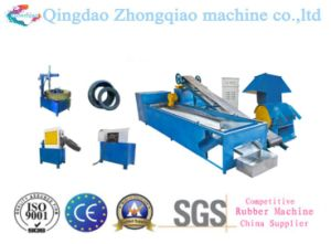 High Quality Rubber Powder Production Line Machine