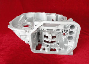 Aluminum Die Casting Parts of Gearbox Shell pictures & photos