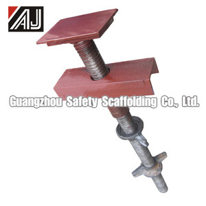 Double U Head Shoring Jack for Scaffolding, Guangzhou Factory pictures & photos