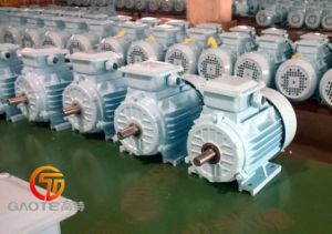 1.5kw/2HP, 1500rpm~4 Pole, 230/400V 3pH Electric Motor pictures & photos