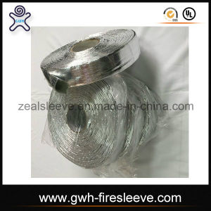 Adhesive Closure Strip Radiant Heat Reflective Sleeve pictures & photos