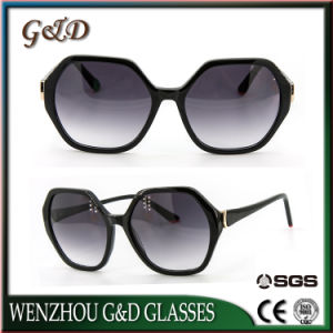 New Design High Quality Acetate Fashion Sunglasses Vl16321-512 pictures & photos