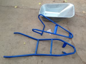 High Quality Concrete Wheel Barrow (WB5009M) pictures & photos