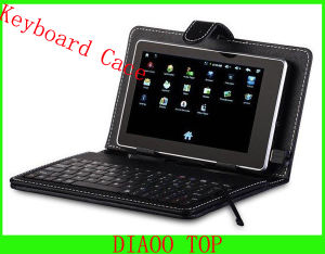 Case » 7inch Keyboard Case with Flip Stand for Android4.0 Tablet PC